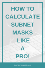 How to calculate IP Subnetting like a pro