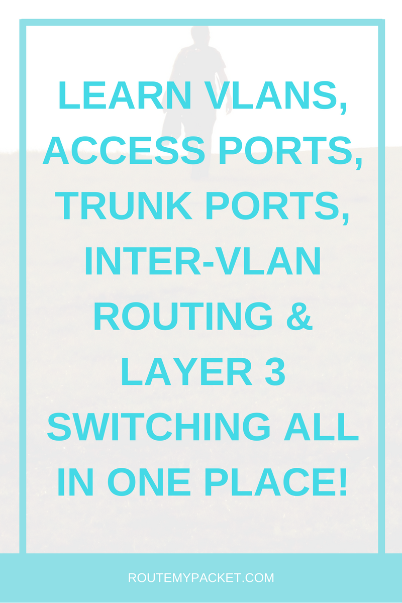 What is a vlan? - Route My Packet
