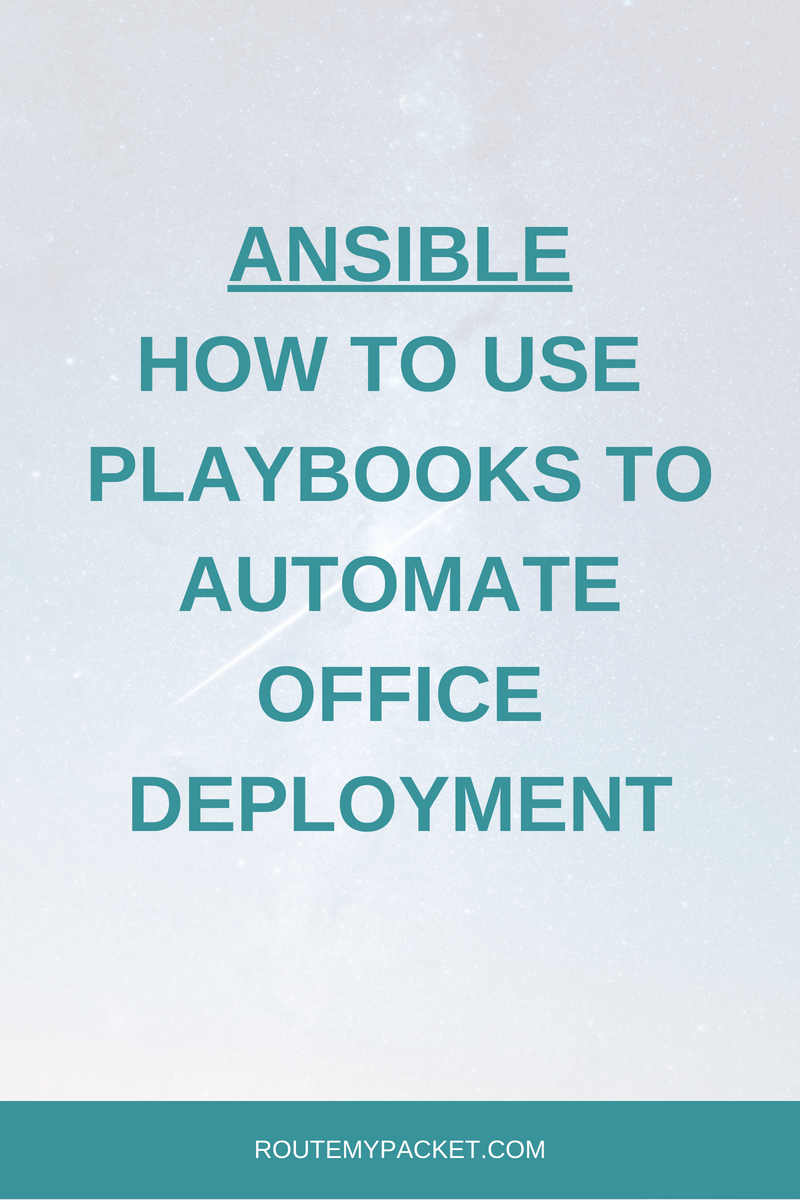 ansible-how-to-create-playbook-network-devices-office-deployment